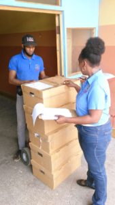 shipping company in jamaica